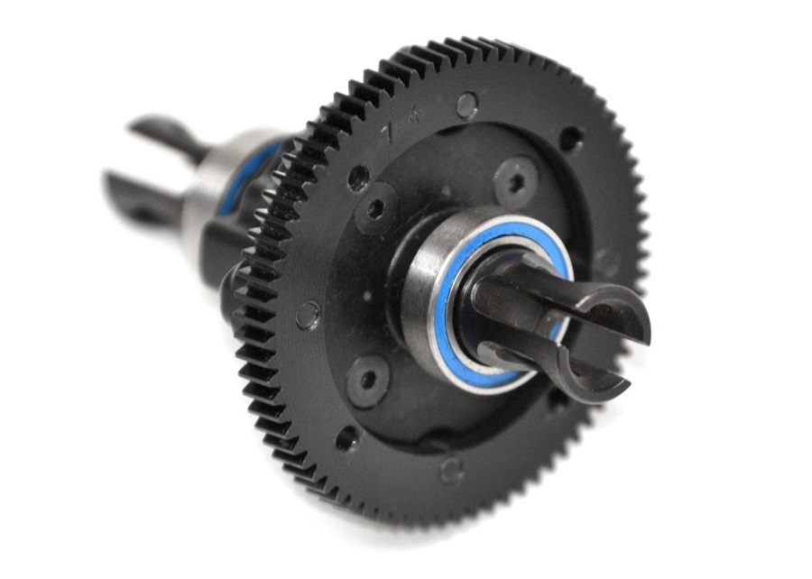 ExoTek 74t 48p Center Diff Spur Gear For the XRAY XB4 (1)
