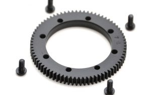 ExoTek 74t 48p Center Diff Spur Gear For the XRAY XB4
