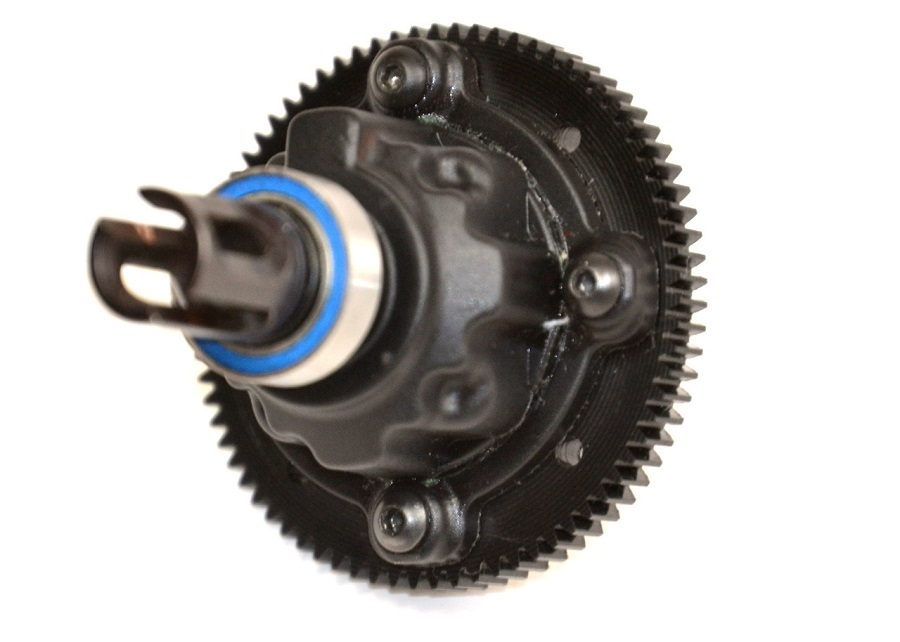 ExoTek 74t 48p Center Diff Spur Gear For the XRAY XB4 (4)
