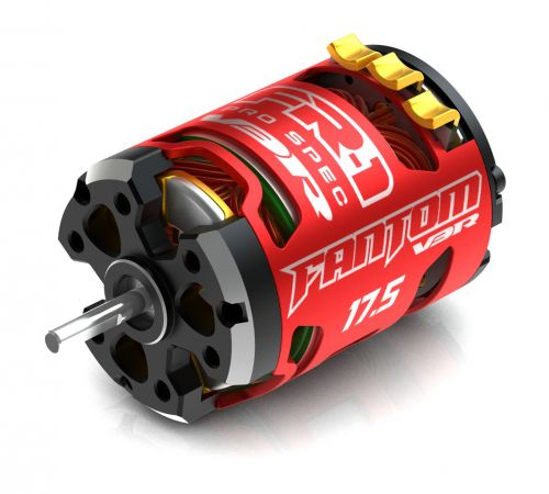 Fantom FR-1 v3 Brushless Motors (1)
