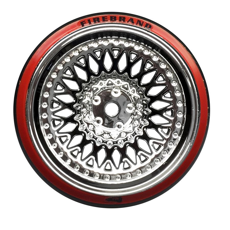FireBrand RC CROWNJEWEL D239 On-Road Drift Wheels (5)