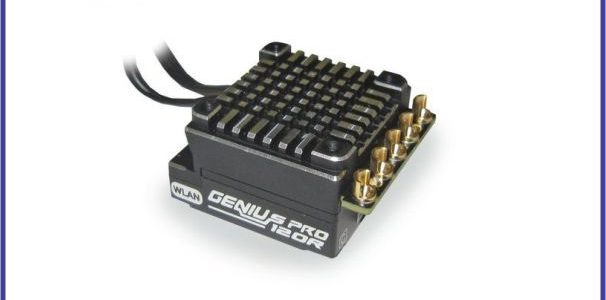 Graupner Genuis Pro 120R ESC With Telemetry & WiFi