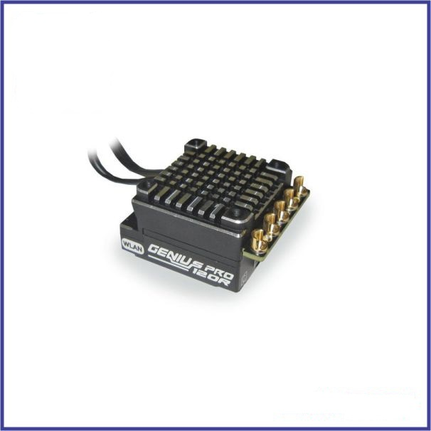 Graupner Genuis Pro 120R ESC With Telemetry & WiFi (1)