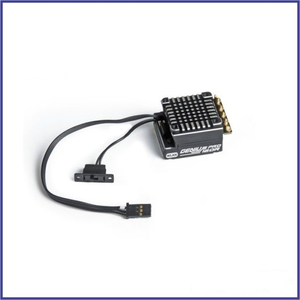 Graupner Genuis Pro 120R ESC With Telemetry & WiFi (2)