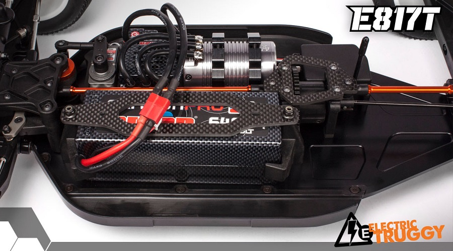 HB Racing E817T Electric Truggy (6)