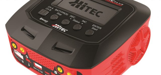 Hitec X2 AC Plus Black Edition Charger