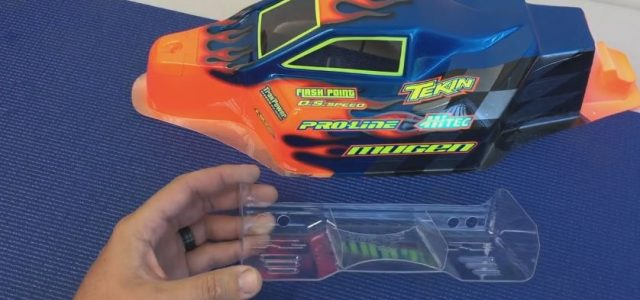 How To Scuff A Lexan Wing With Adam Drake [VIDEO]