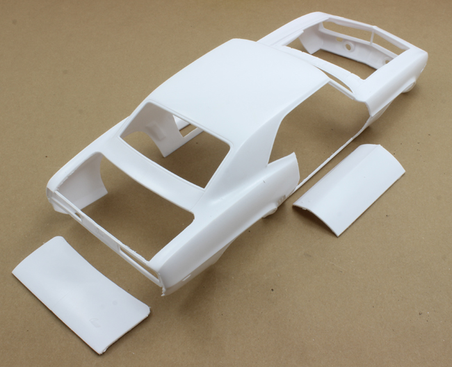 I decided to take a break from RC over the weekend and took some time to get started on my 1/12-scale Foose 69 Camaro build. I didn't want to start the build until I had figured out what direction that I wanted to go with it. I have narrowed it down to a pro touring/car show type build and it will have a lot of custom parts on it including some 3D printed ones. Here's where I as so far.