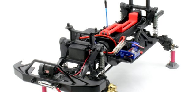 Project Traxxas TRX-4 Update [PREMIUM EXCLUSIVE]