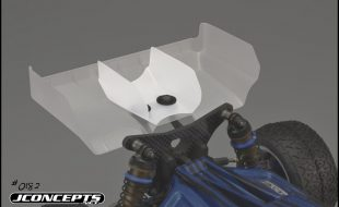 JConcepts Aero & Aero S-Type Rear Wing Center Divider