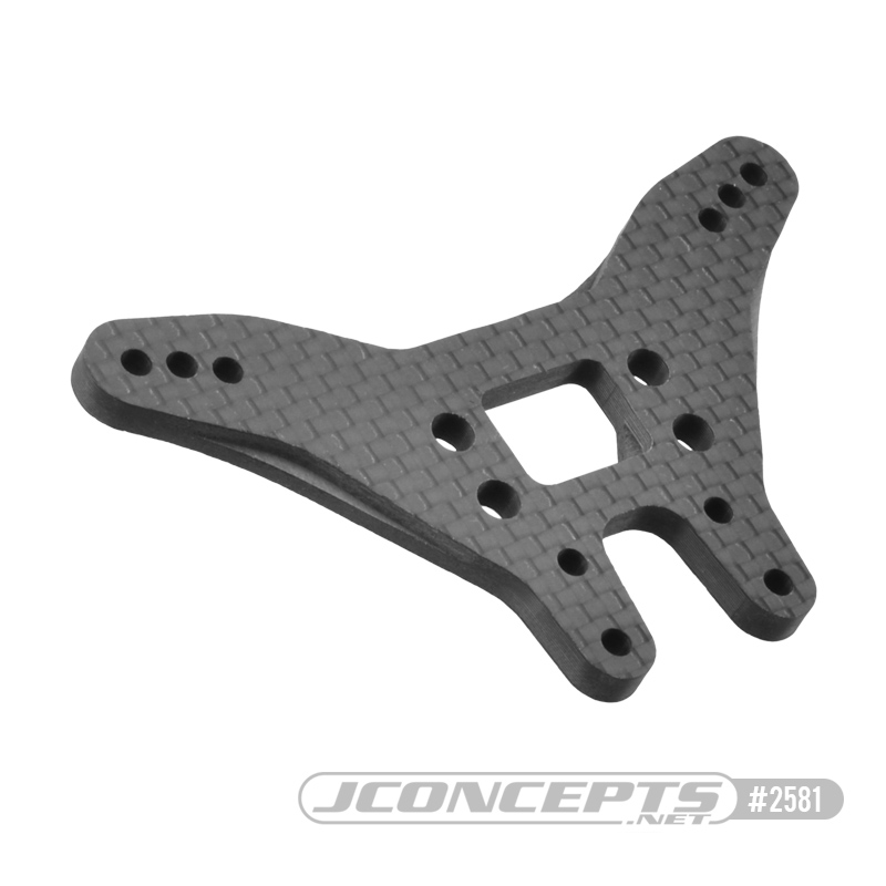 JConcepts B6 & B6D Rear Tower For Long Shock Setups (1)