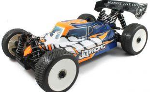 JQ Racing THEeCar GREY Edition