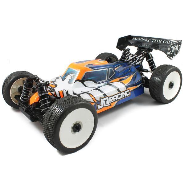 JQ Racing THEeCar GREY Edition (1)