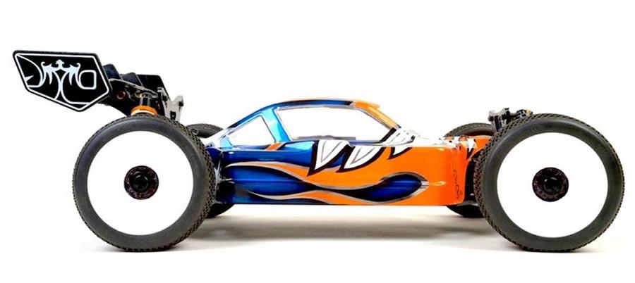 JQ Racing THEeCar GREY Edition (2)