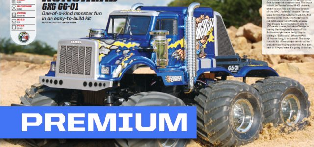 Tamiya Konghead 6X6 Review [PREMIUM EXCLUSIVE]