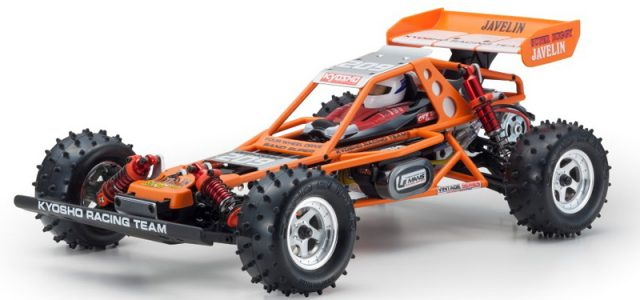 Kyosho Javelin Re-Release: Every Pic We've Got