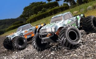 Kyosho 2wd Monster Tracker ReadySet [VIDEO]