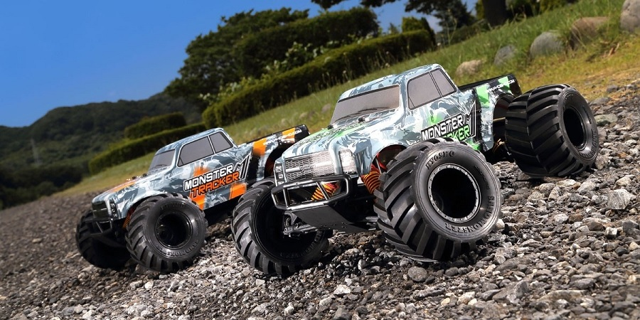 Kyosho ReadySet 2wd Monster Tracker (1)