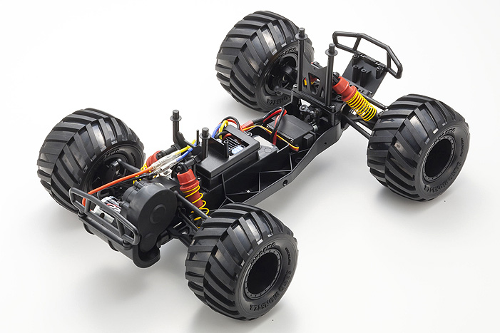 Kyosho ReadySet 2wd Monster Tracker (5)