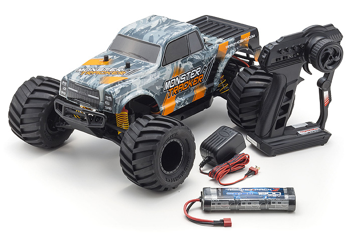 Kyosho ReadySet 2wd Monster Tracker (6)