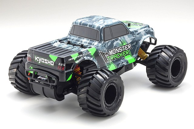 Kyosho ReadySet 2wd Monster Tracker (8)