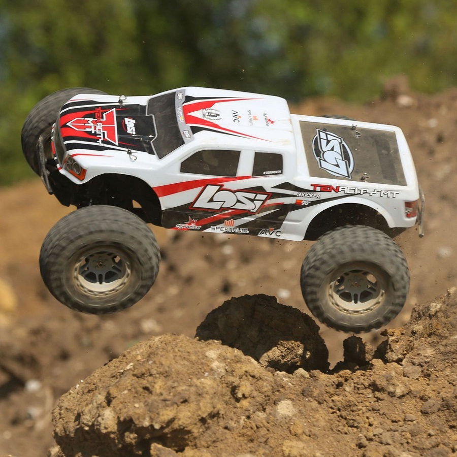 Losi RTR TENACITY 1_10 4wd Monster Truck With AVC (1)