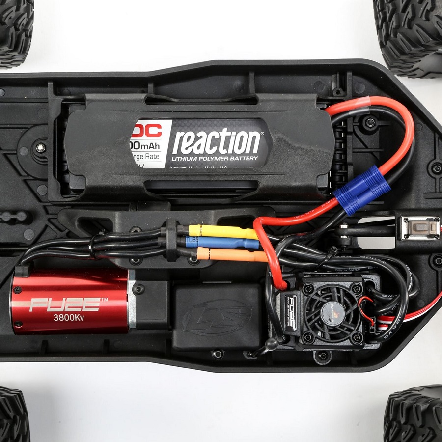 Losi RTR TENACITY 1_10 4wd Monster Truck With AVC (10)