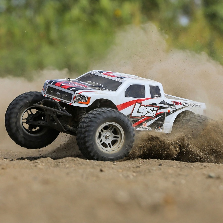 Losi RTR TENACITY 1_10 4wd Monster Truck With AVC (5)