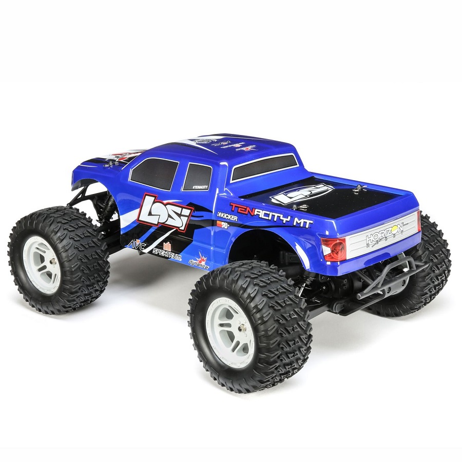 Losi RTR TENACITY 1_10 4wd Monster Truck With AVC (8)
