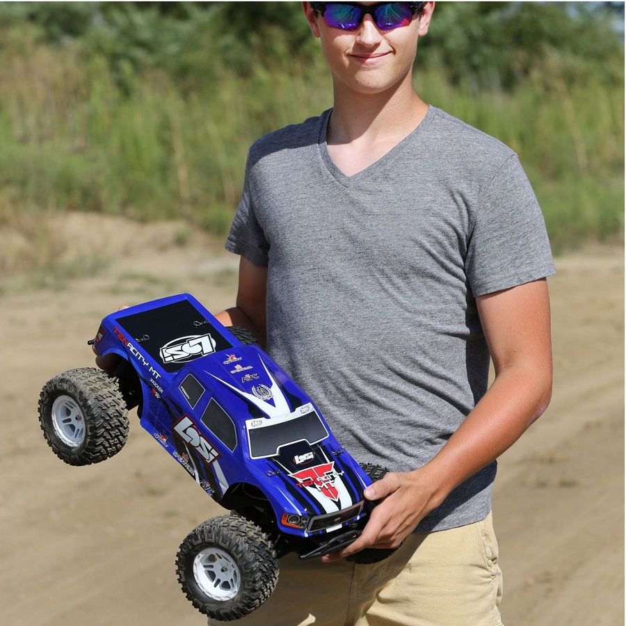 Losi RTR TENACITY 1_10 4wd Monster Truck With AVC (9)