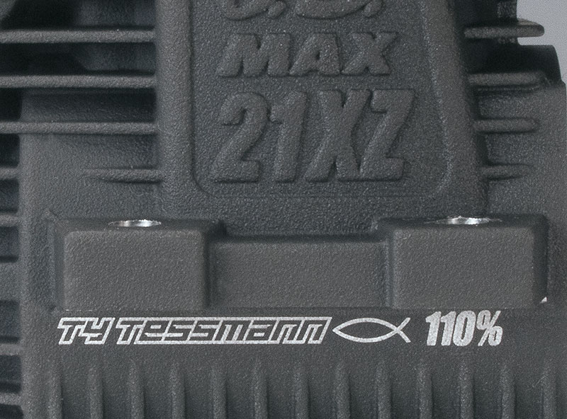 O.S. Speed 21XZ-B Spec. II Ty 110% Limited Edition Engine (2)