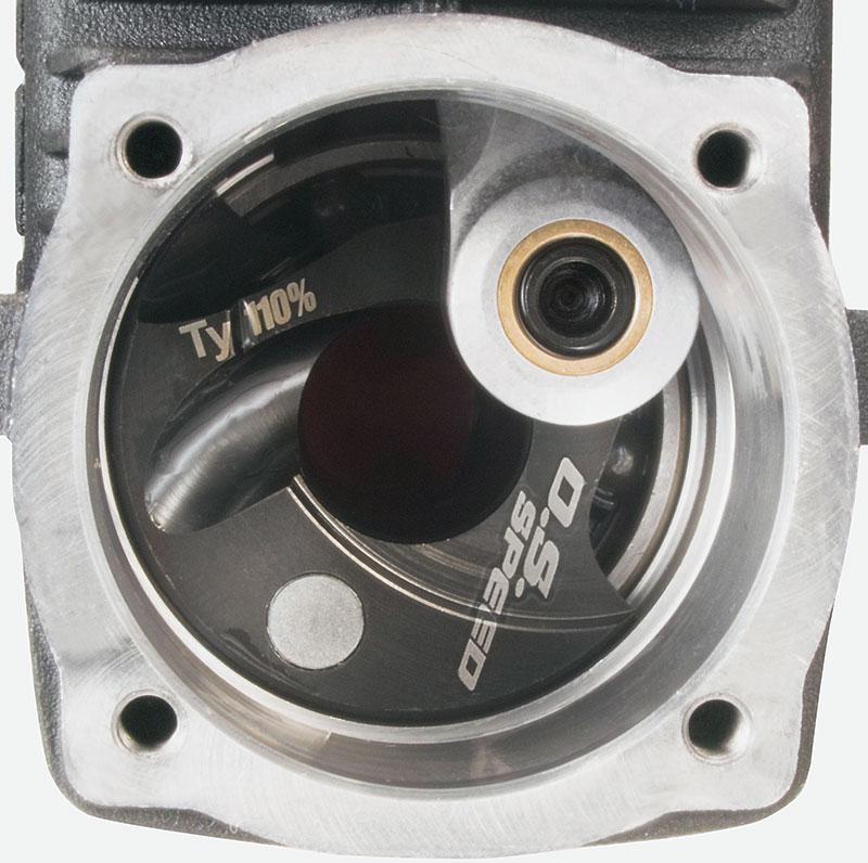O.S. Speed 21XZ-B Spec. II Ty 110% Limited Edition Engine (3)