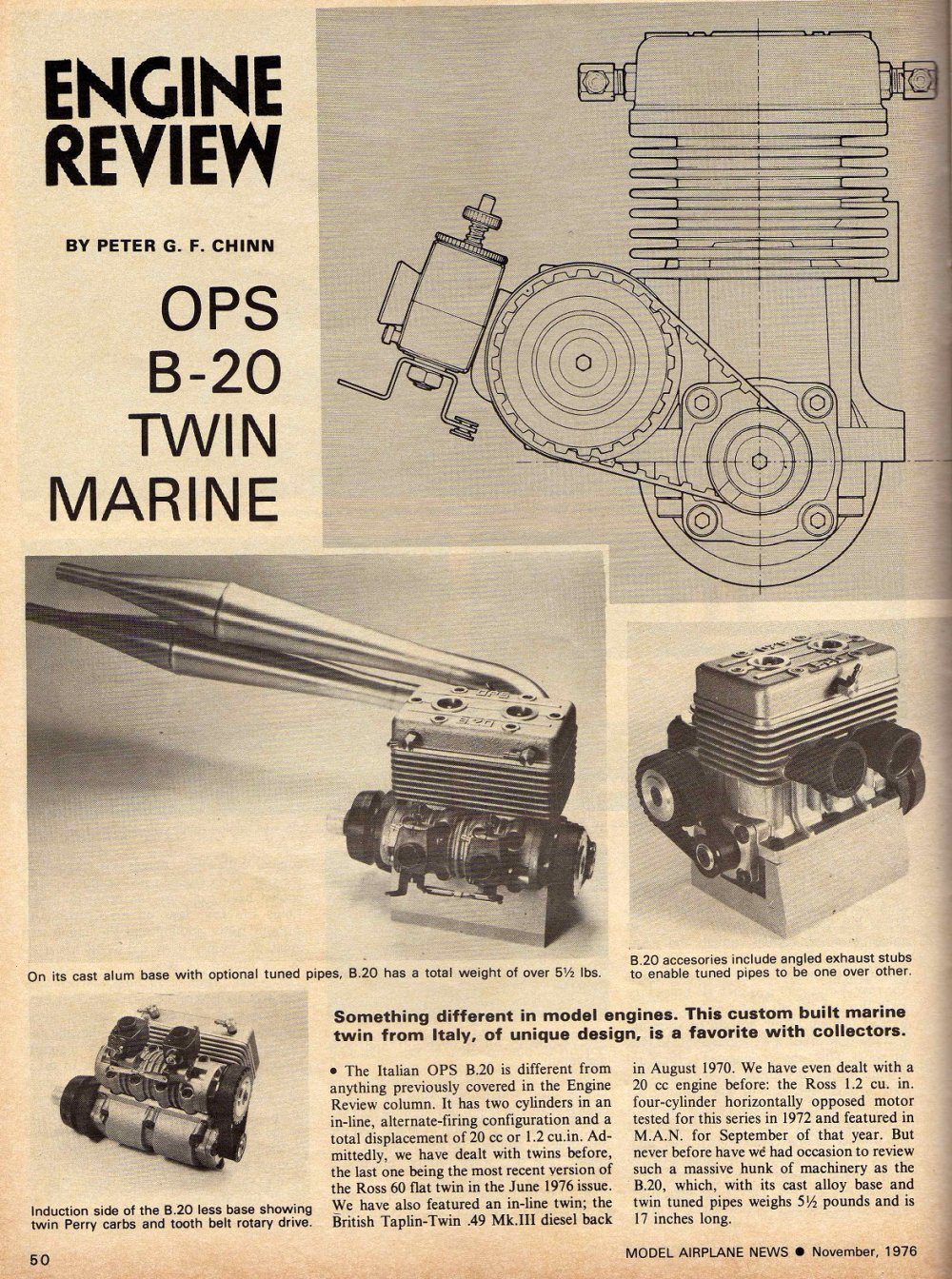 OPS B.20 Marine page 1