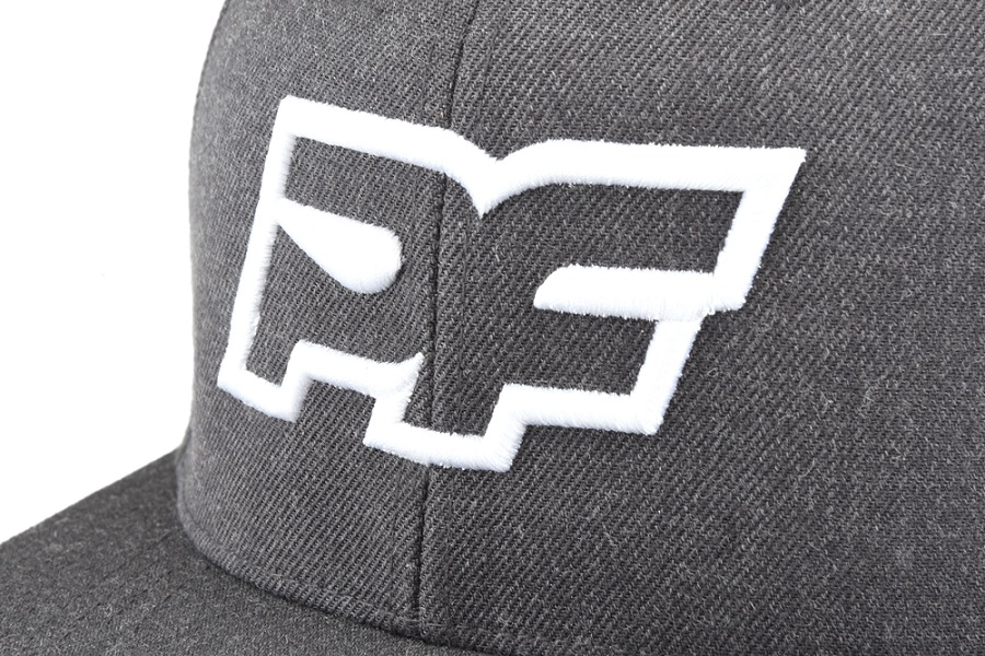 PROTOform Grayscale Snapback Hat (2)