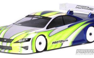 PROTOform LTC-R PRO-Lite Clear Body