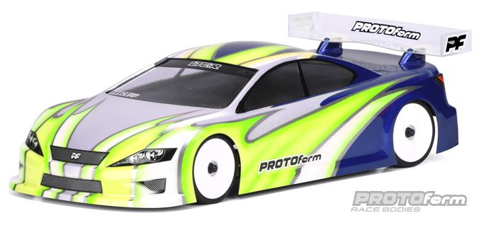 PROTOform LTC-R PRO-Lite Clear Body (1)