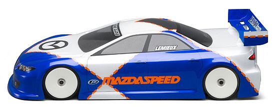 PROTOform Mazdaspeed6 PRO-Lite Clear Body (2)