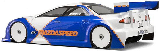 PROTOform Mazdaspeed6 PRO-Lite Clear Body (3)
