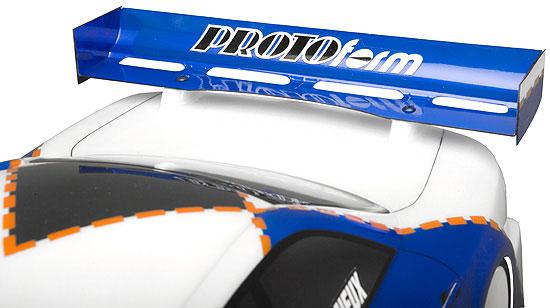 PROTOform Mazdaspeed6 PRO-Lite Clear Body (4)
