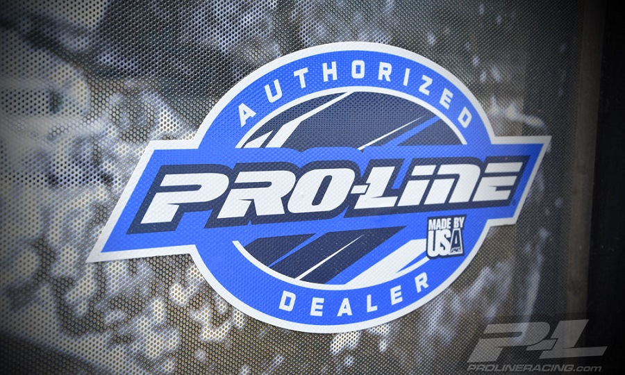Pro-Line Authorized Dealer Decal (1)