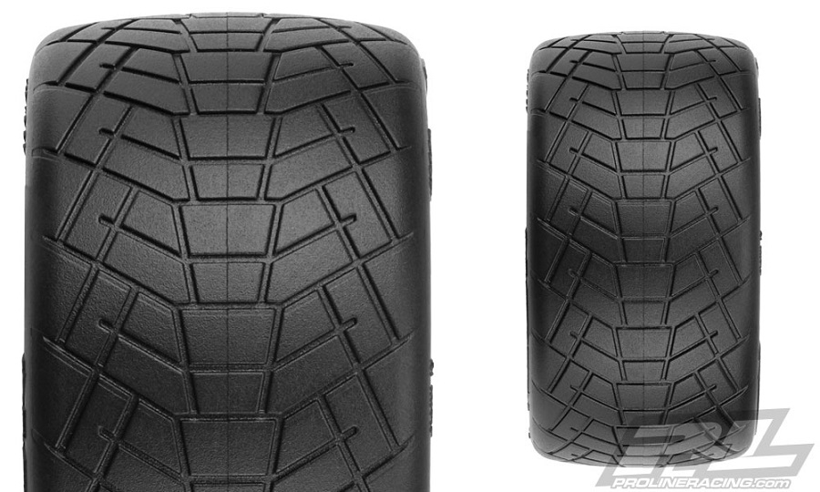 Pro-Line Inversion 2.2 Off-Road Indoor Buggy Rear Tires (2)
