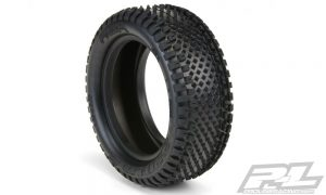 Pro-Line Prism 2.2 4WD Off-Road Carpet Buggy Front Tires (1)