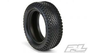 Pro-Line Prism 2.2 4WD Off-Road Carpet Buggy Front Tires (1)