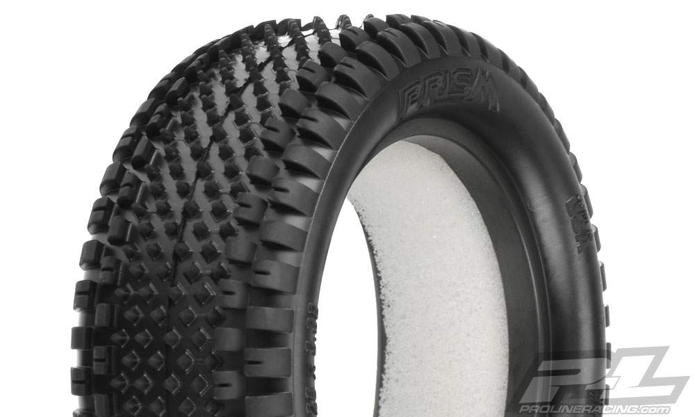 Pro-Line Prism 2.2 4WD Off-Road Carpet Buggy Front Tires (2)