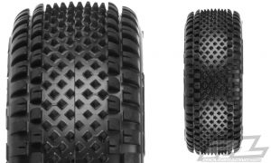 Pro-Line Prism 2.2 4WD Off-Road Carpet Buggy Front Tires (3)