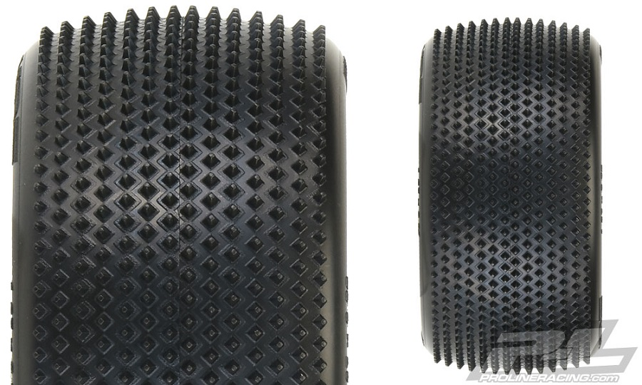 Pro-Line Pyramid 2.2 Off-Road Astro Turf Buggy Rear Tires (2)