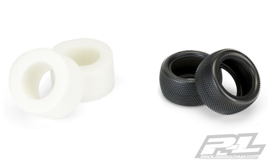 Pro-Line Pyramid 2.2 Off-Road Astro Turf Buggy Rear Tires (3)