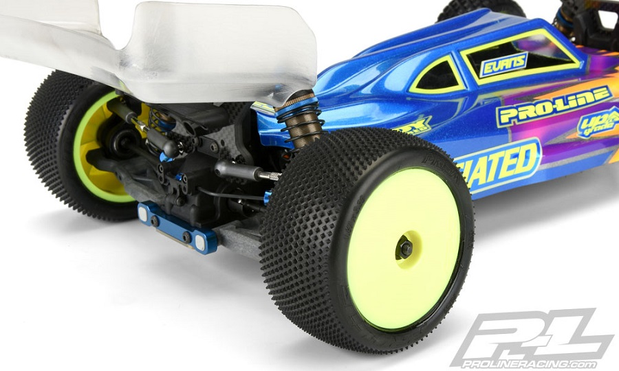 Pro-Line Pyramid 2.2 Off-Road Astro Turf Buggy Rear Tires (4)