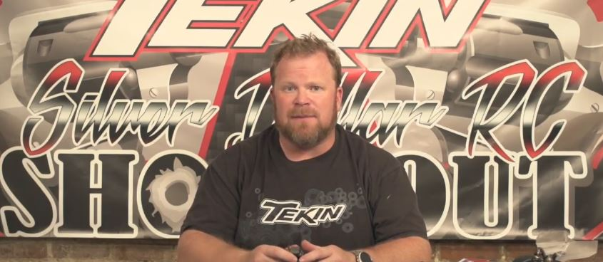 Programming Brake Strength In Your Tekin ESC