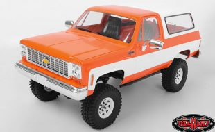 RC4WD Chevrolet Blazer Colored Hard Body Sets